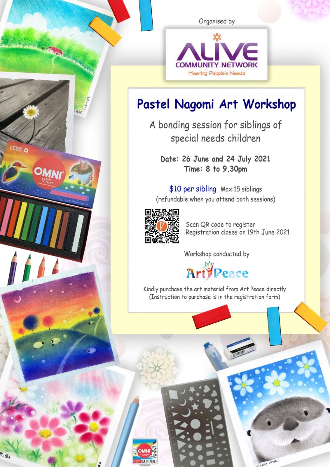 Art Peace Workshop