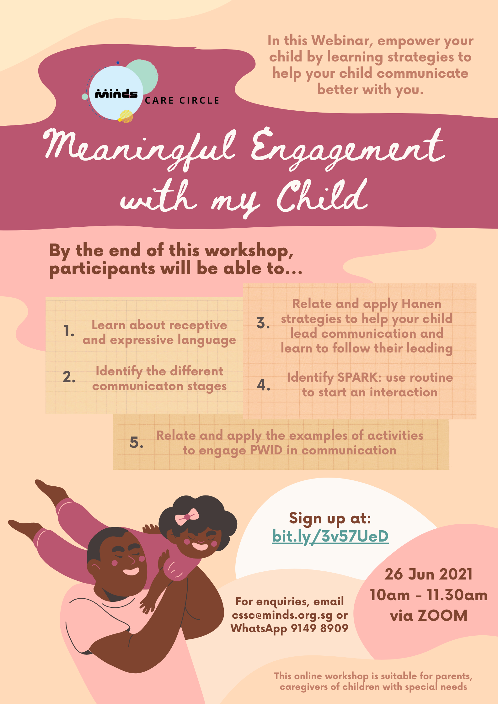 Meaningful Engagement With My Child