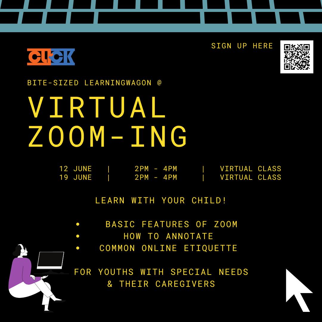 Learningwagon @ Virtual Zoom-Ing