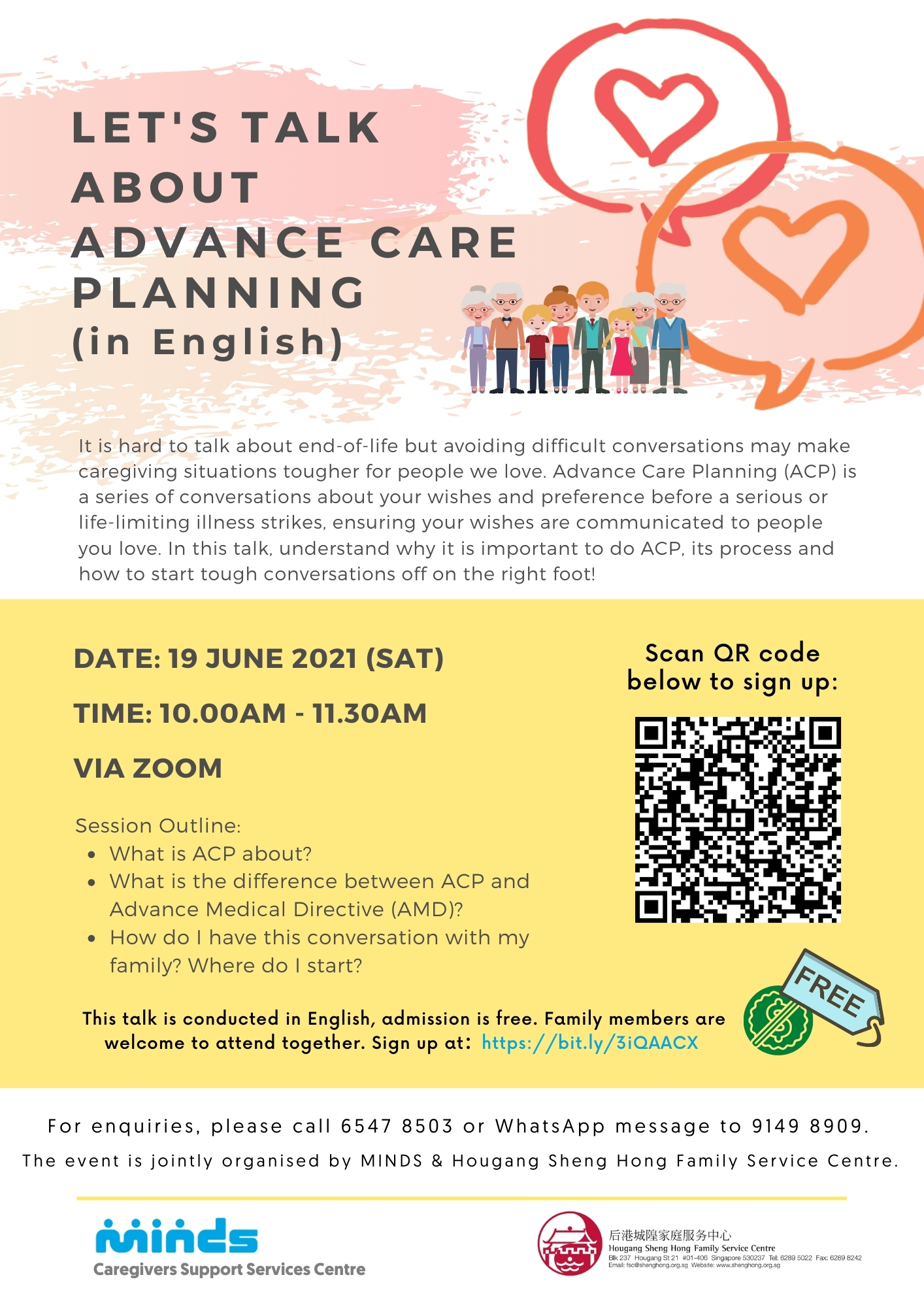 Let's Talk About Advance Care Planning