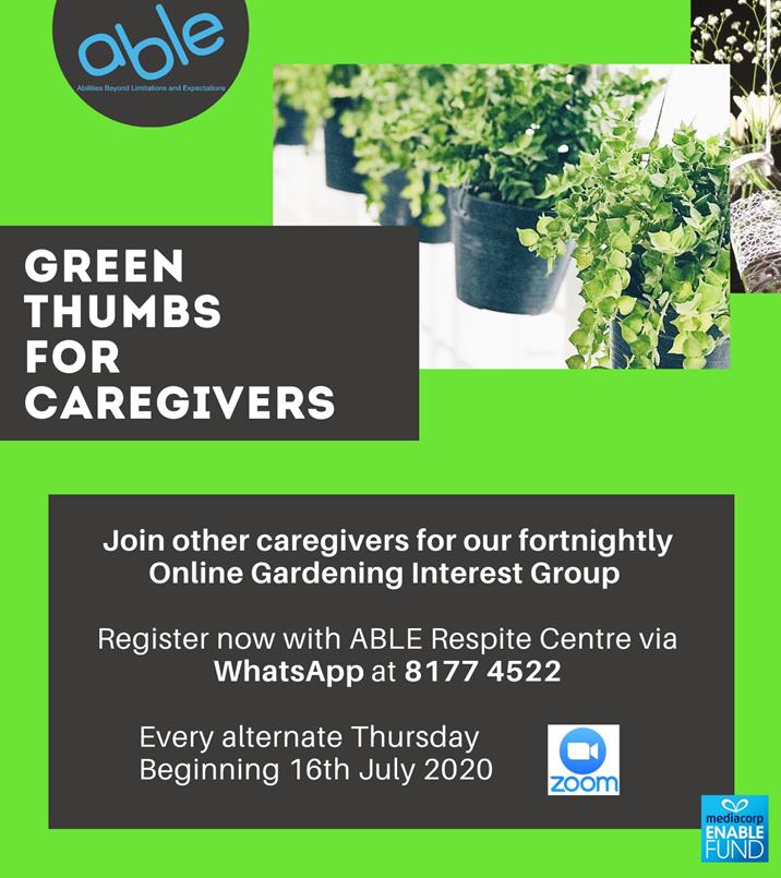 Green Thumbs Gardening Interest Group