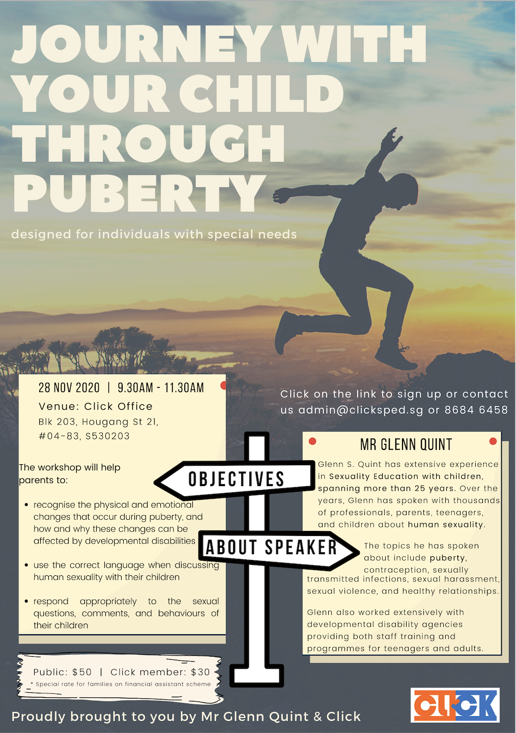 Journey With Your Child Through Puberty